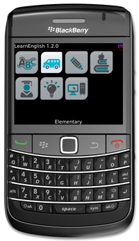 LearnEnglish for BlackBerry