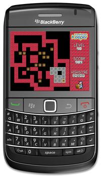 Warehouse Keeper for BlackBerry