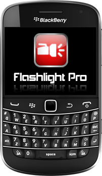 Flashlight Pro for BlackBerry Smartphones