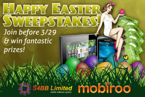 Easter Sweepstakes