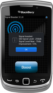 Signal Booster 3.1.0