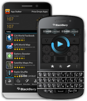 App Stalker & Radio Shuffle