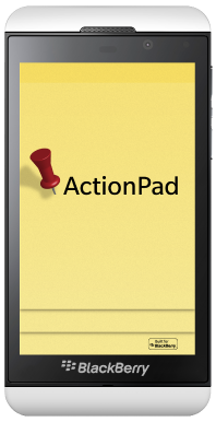 Action Pad