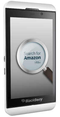 Search for Amazon
