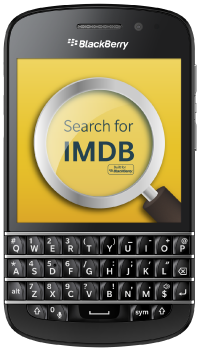 Search for IMDB and Search for TV Series
